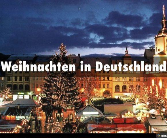 Weihnachten  in  Deutchland
