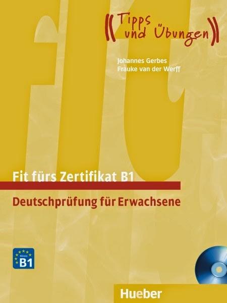 Goethe-Zertifikat B1 Zertifikat Deutsch (ZD)
