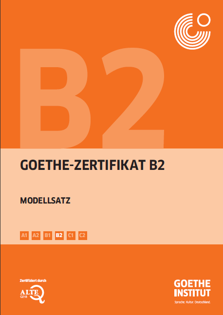 Goethe-Zertifikat B2