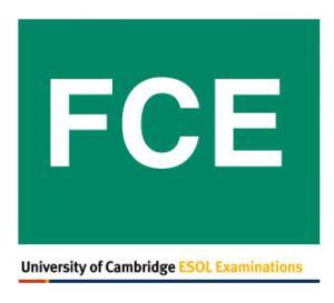 First Certificate in English (FCE)