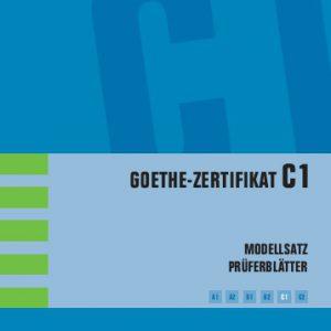 Goethe-Zertifikat C1