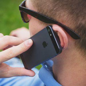 Telephone conversation classes