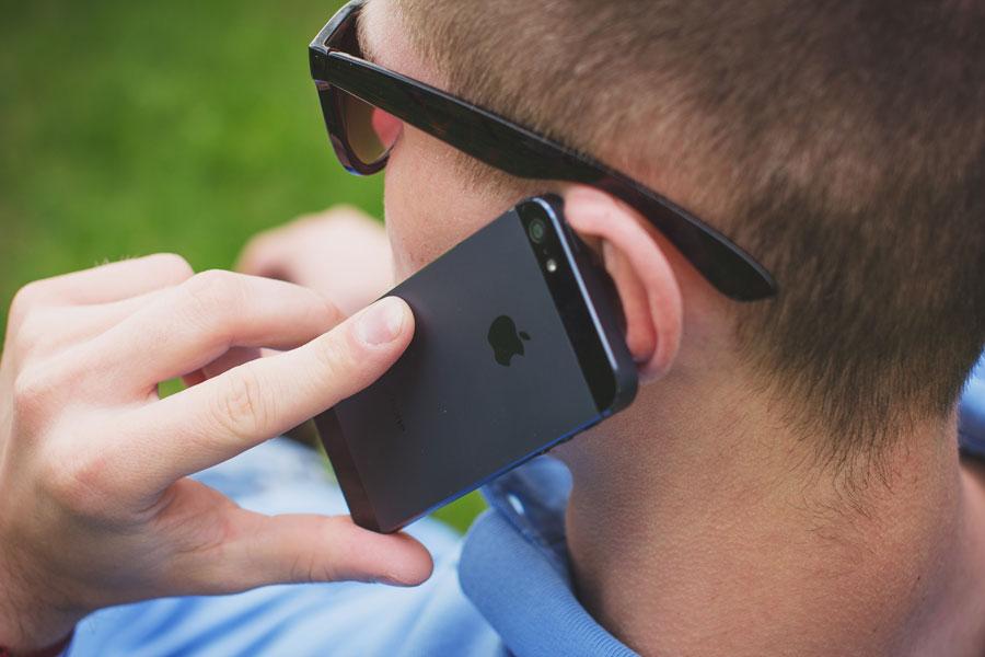 Clases de conversación por teléfono